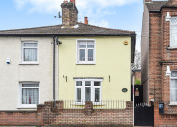 Thumbnail 2 bed semi-detached house for sale in Gloucester Road, Croydon