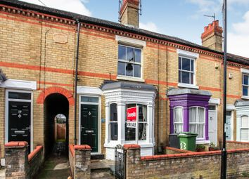 3 bed terraced house for sale in Queens Road, Peterborough PE2