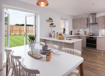 "Thumbnail 4 bed detached house for sale in ""Chester"" at Shackleton Close, Whitby"