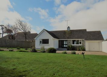 Thumbnail 2 bed detached bungalow for sale in Nansloe Close, Helston, Cornwall.