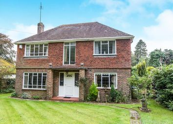 Thumbnail 3 bed detached house for sale in High Path, Easebourne, Midhurst, West Sussex