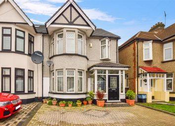 Thumbnail 4 bedroom semi-detached house for sale in Breamore Road, Ilford, Essex