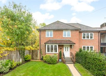 Thumbnail 4 bed semi-detached house for sale in Garnier Road, Winchester, Hampshire