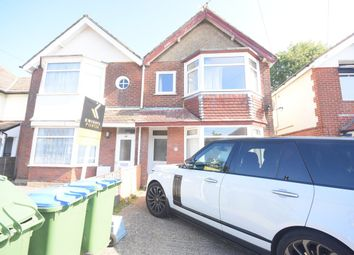 Thumbnail 6 bed semi-detached house to rent in Langhorn Road, Southampton, Hampshire