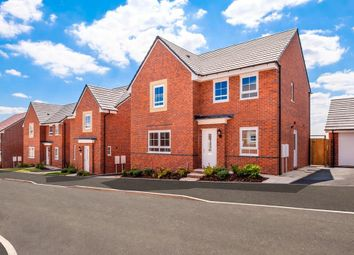 """Thumbnail 4 bedroom detached house for sale in """"Radleigh"""" at Green Lane, Yarm"""