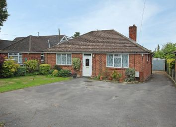 Thumbnail 3 bed detached bungalow for sale in Maurys Lane, West Wellow, Romsey