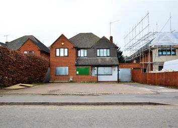 Thumbnail 4 bed detached house for sale in Beeches Road, Farnham Common, Slough