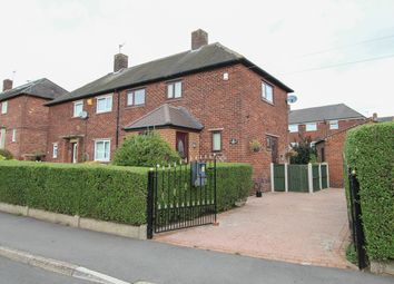 Thumbnail 2 bed semi-detached house for sale in Newstead Drive, Sheffield