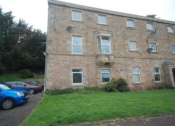 Thumbnail 2 bed flat to rent in 1 Springfield, Lanton Road, Jedburgh