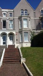 Thumbnail 7 bed block of flats for sale in Connaught Avenue, Mutley, Plymouth