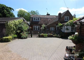 Thumbnail 4 bed link-detached house for sale in Wilkins Green Lane, St Albans, Hertfordshire