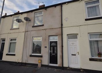 Thumbnail 2 bed terraced house for sale in Albert Street, Featherstone, Pontefract