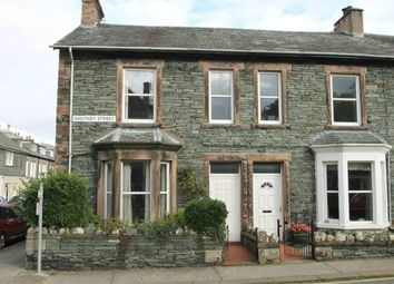 Thumbnail 3 bed end terrace house for sale in 19 Southey Street, Keswick, Cumbria
