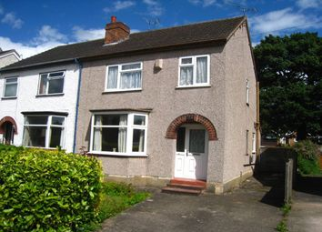 Thumbnail 2 bed semi-detached house for sale in Conway Avenue, Coventry