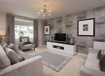 "Thumbnail 4 bed detached house for sale in ""Somerton"" at Charlton Park, Midsomer Norton, Radstock"