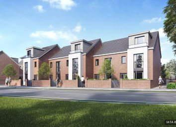 Thumbnail 4 bedroom town house for sale in Moss Lane West, Manchester