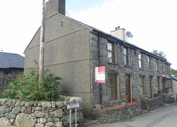 Thumbnail 2 bed end terrace house for sale in Isallt, Trawsfynydd, Gwynedd