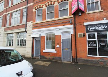 Retail premises to let in 56 Spencer Street, Jewellery Quarter, Birmingham B18