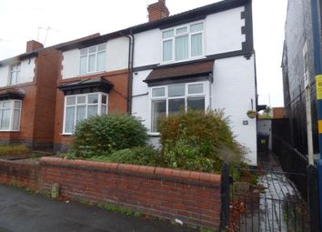 Thumbnail 2 bed semi-detached house to rent in Aubrey Road, Harborne, Birmingham