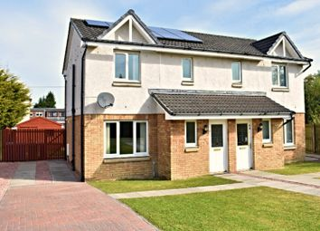 Thumbnail 3 bed semi-detached house for sale in Harvie Gardens, Armadale