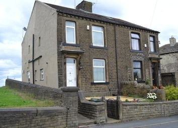 Thumbnail 2 bedroom cottage for sale in Hill Top Road, Thornton, Bradford