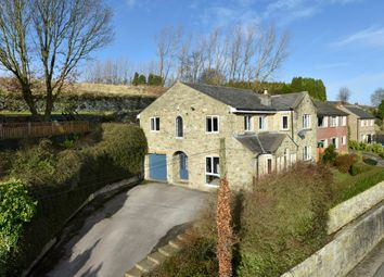 Thumbnail 4 bed detached house for sale in Greenhill Bank Road, New Mill, Holmfirth, West Yorkshire