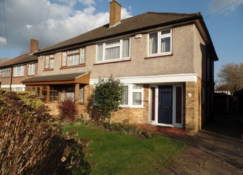 Thumbnail 3 bed semi-detached house to rent in Forris Avenue, Hayes