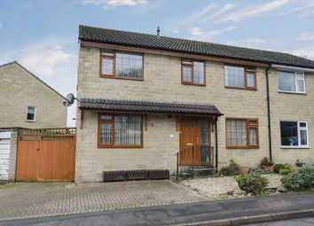 Thumbnail 4 bedroom semi-detached house for sale in Britannia Way, Chard