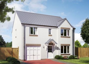 "Thumbnail 4 bed detached house for sale in ""The Whithorn"" at Hamilton Road, Larbert"