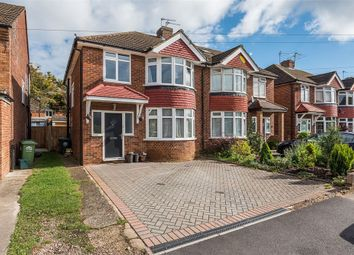 Thumbnail 3 bed semi-detached house for sale in Gaston Way, Shepperton, Middlesex