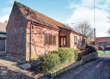 Thumbnail 1 bed bungalow for sale in Howe Lane, Nafferton, Driffield