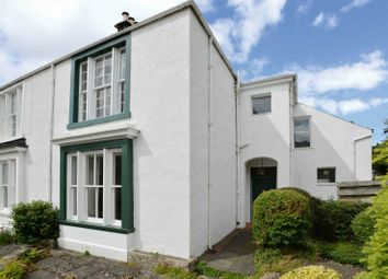 Thumbnail 4 bed semi-detached house for sale in Chapel Place, Dollar, Clackmannanshire