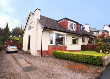Thumbnail 3 bed semi-detached house for sale in Kenbank Crescent, Bridge Of Weir, Renfrewshire