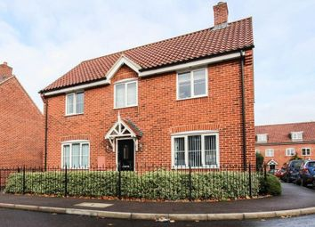 4 bed detached house for sale in Gimbert Road, Soham, Ely CB7