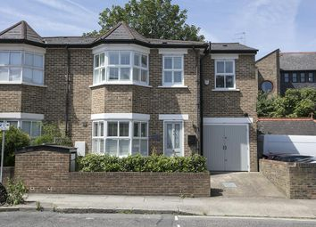 Thumbnail 3 bed semi-detached house for sale in Crofton Road, London