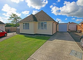 Thumbnail 2 bed detached bungalow for sale in Church Close, Eastbourne