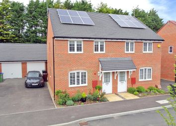 Thumbnail 3 bed property for sale in Swanbourne Park, Angmering, West Sussex