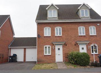 Thumbnail 4 bed semi-detached house for sale in Jackdaw Road, Erdington, Birmingham