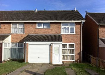 Thumbnail 3 bed property for sale in Airedale Close, Broughton, Brigg