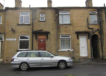 Thumbnail 1 bed terraced house for sale in Lidget Place, Great Horton, Bradford