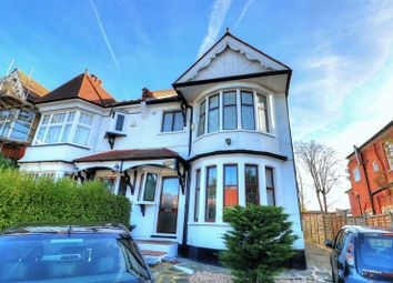 Thumbnail 3 bed terraced house for sale in Nether Street, London