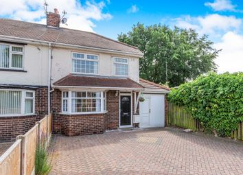 Thumbnail 3 bed semi-detached house for sale in Gurth Avenue, Edenthorpe, Doncaster