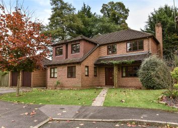 Thumbnail 4 bed detached house for sale in Benson Road, Crowthorne, Berkshire