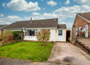 3 bed semi-detached bungalow for sale in School Crescent, Lydney, Gloucestershire GL15