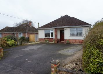 Thumbnail 3 bed detached bungalow for sale in High Street, Chapmanslade, Westbury