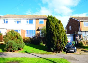 Sheerwater Crescent, Hastings, East Sussex TN34. 3 bed semi-detached house for sale