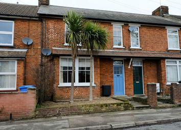 Thumbnail 3 bed terraced house for sale in Woodville Road, Ipswich
