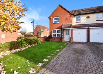 Thumbnail 3 bedroom semi-detached house for sale in Graham Way, Cotford St. Luke, Taunton