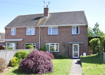 Thumbnail 3 bed semi-detached house for sale in Hill Barton Close, Pinhoe, Exeter