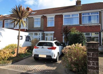 Thumbnail 3 bed terraced house for sale in Nelson Avenue, Portchester, Fareham